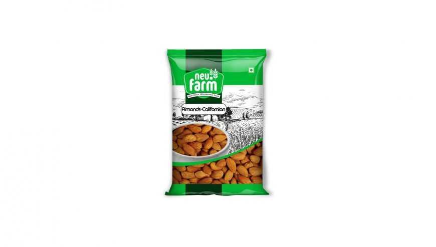 neu farm almonds badam californian premium quality 100 natural almonds
