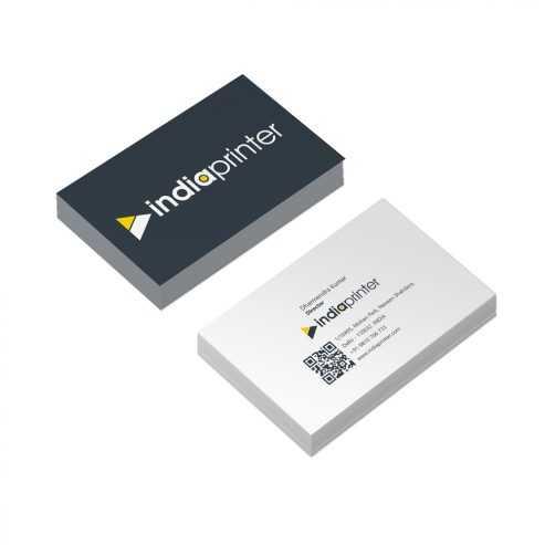 India Printer Business Cards 2 1