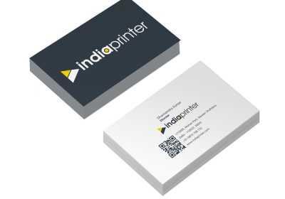 India Printer Business Cards 2 6